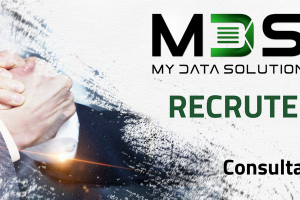 My Data Solution Recrute : Consultant(e)